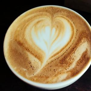 lekkere koffie